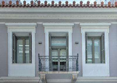 Neoclassical Building Exarhia Athens